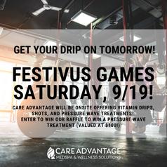 Festivus Games Social Promotion