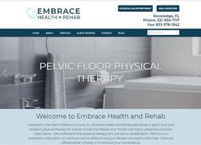 December 2019 Client Spotlight - Embrace Health & Rehab