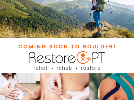 May 2019 Client Spotlight - Restore Physical Therapy