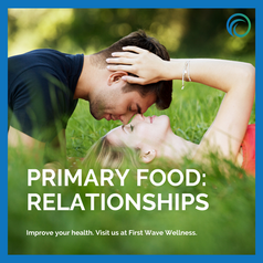 Primary Food Relationships
