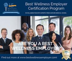 Best Wellness Employer Program Announcement