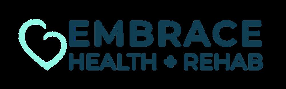 Embrace Health & Rehab logo