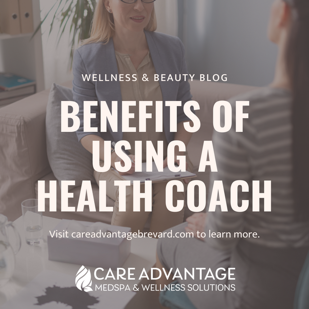 Benefits of Using a Health Coach
