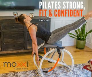 Moxxi Pilates Social Media Product Ad
