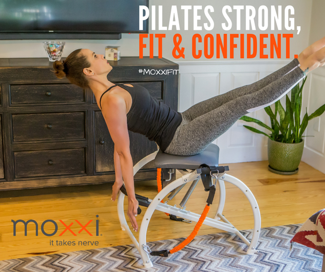 Moxxi Pilates Social Media Product Ad