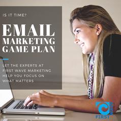 Email Marketing Social Media Post