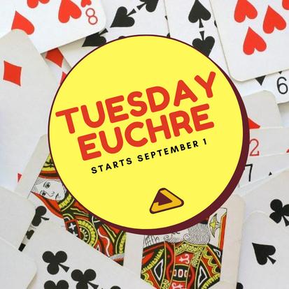 Tuesday Euchre