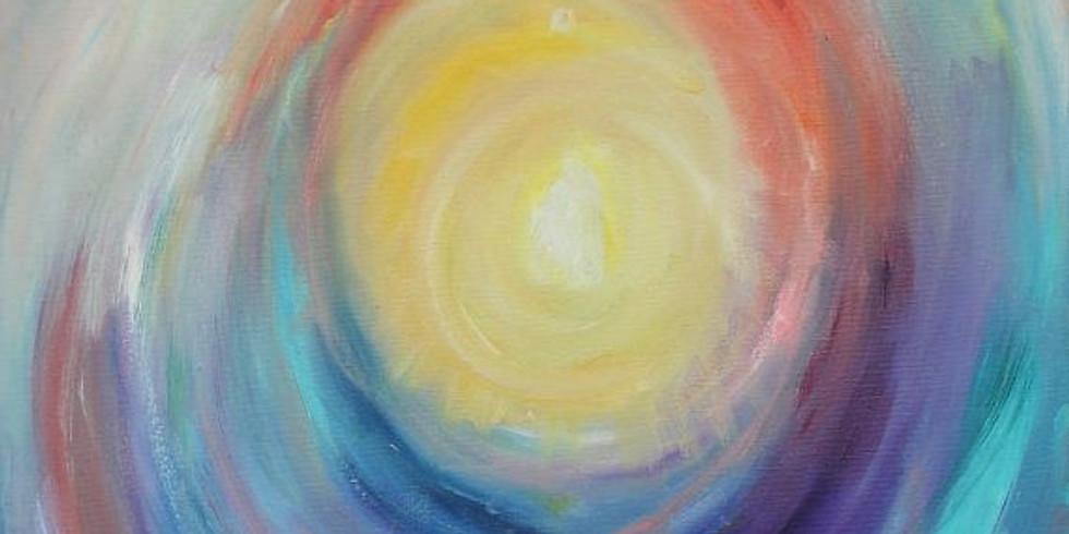 christelijk intuïtief schilderen: CREATIEVE SPIRITUALITEIT