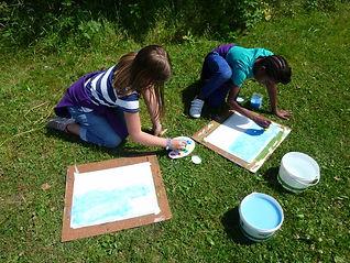 natuurWorkshop-schilderen-in-Unesco-Glob