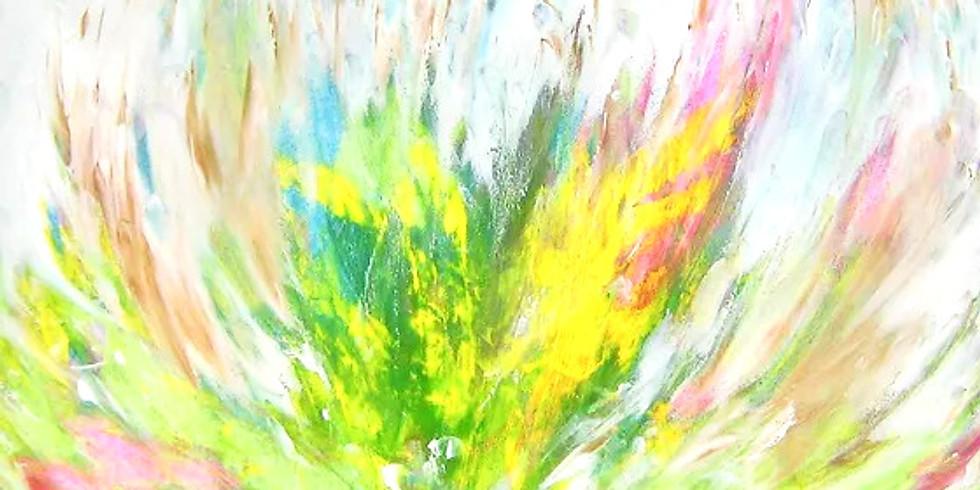 DURVEN DROMEN - workshop intuïtief schilderen