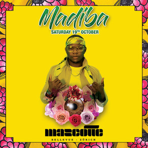 Komo At Madiba | Mascotte Zurich 🇨🇭