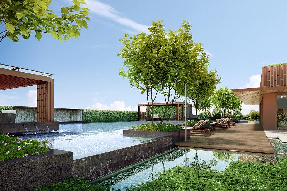 One Bernam Pool