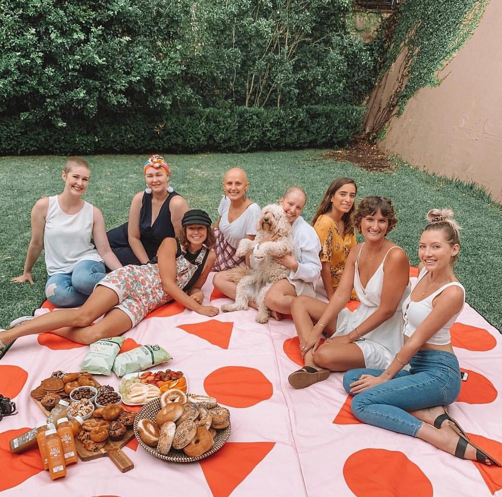 Cancer chicks meetup