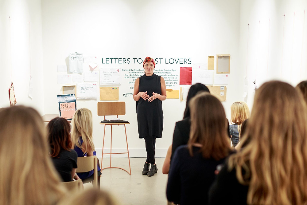 Emily Somers Cancer Public speaker