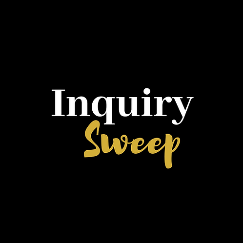 Inquiry Sweep for your credit report by ADR Financial Group.