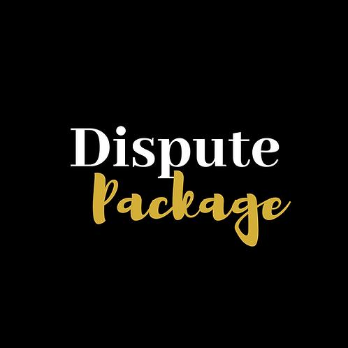 Dispute Package