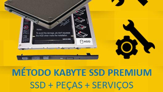 Método KABYTE SSD Premium