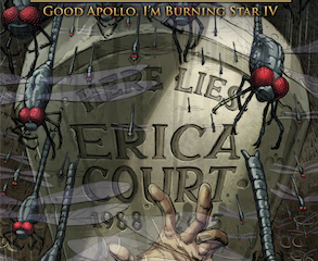 "Coheed & Cambria's Claudio Sanchez Releases 2nd Issue of ""The Amory Wars: Good Apollo,"