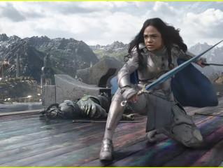 Thor: Ragnarok's Tessa Thompson, Beyond the Big Screen