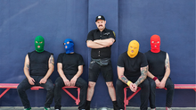 "Masked Intruder Permieres New Video for ""First Star Tonight"" at Punktastic.com"