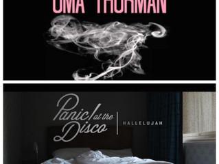 """Uma Thurman"" & ""Hallelujah"""