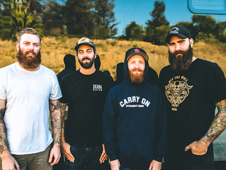 "Four Year Strong Kick Off The Holiday Season With Cover of ""Somewhere In My Memory"" From &"