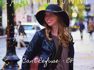 Review: Can't Refuse EP by Lainey Dionne