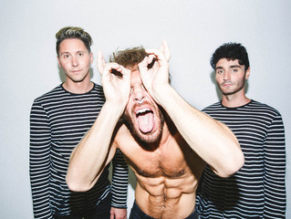 "Smallpools Premieres New Video for ""Run With the Bulls"" on Billboard"