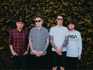 """Hawthorne Heights Debuts New Video for """"Crimson Sand"""""""