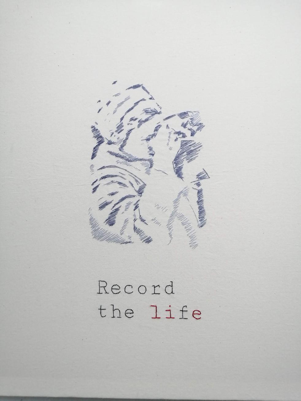 record the li(f)e, 2019