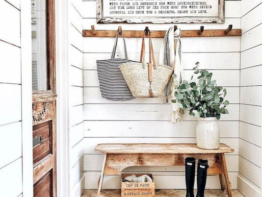 Why Everyone Needs a Mudroom