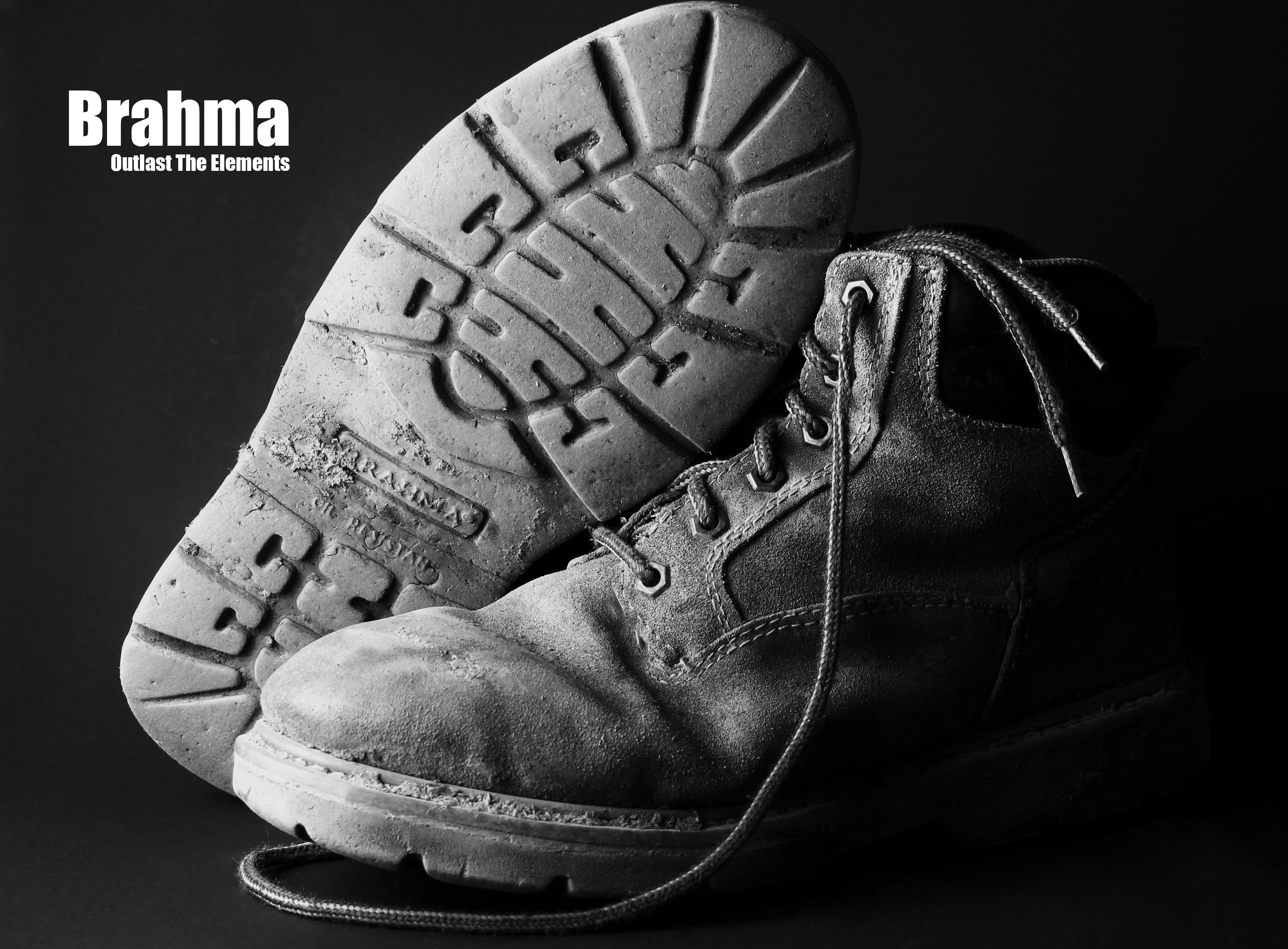 Brahma Boots Ad copy