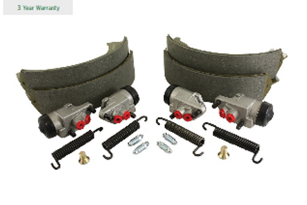 Rear Brake Kit vehicles with 11'' Drum Brakes