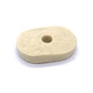Felt Seal for Floor Grommet 1948-58 Genuine LR