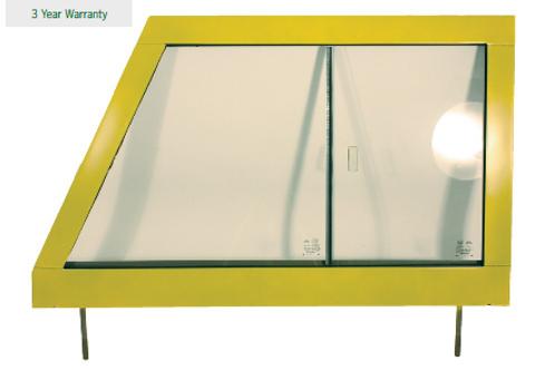 Pair of Glass & Side Door Top RH & LH
