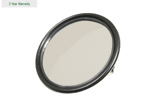 Mirror Head Round (Pair)