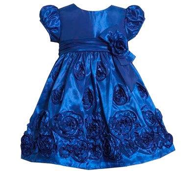 Vestido de Fiesta Azul Royal Bonnie Jean