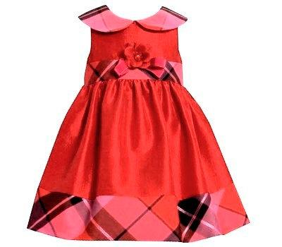 Vestido de Fiesta Rojo Bonnie Jean