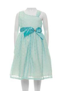 Vestido Aqua de Princesa Little Potatoes