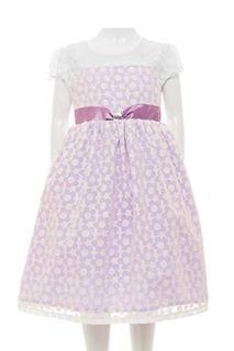 Vestido Morado de Princesa Little Potatoes