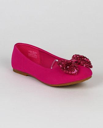 Zapatos Fucsia de Vestir Jelly Beans
