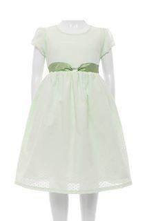 Vestido Verde de Princesa Little Potatoes