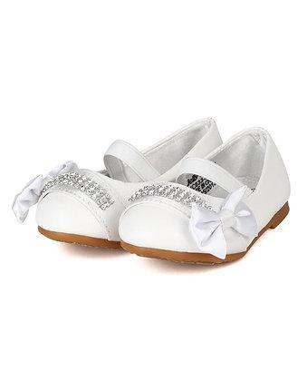 Zapatos Blancos de Vestir Jelly Beans