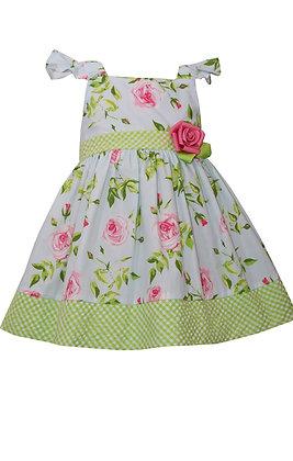 Vestido Estampado de Flores Bonnie Jean