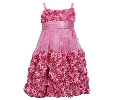 Vestido de Fiesta Rosado Bonnie Jean