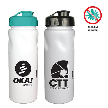 Antimicrobial Cycle Bottle-24 oz.