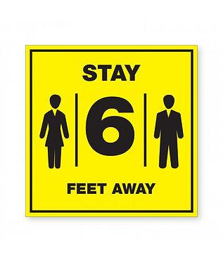 Signage-Covid 19