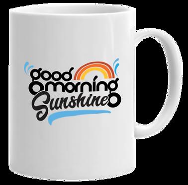 good morning sunshine 11oz coffee mug
