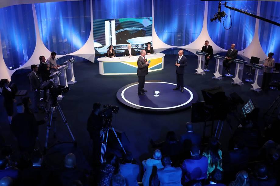 Debate dos presidenciáveis na Rede TV, como foi?
