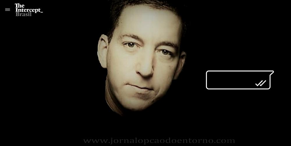 MPF apresenta denúncia contra Glenn Greenwald por participação nas invasões à celulares de autoridades brasileiras